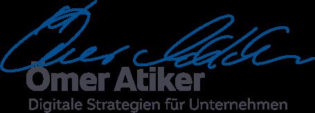 Signatur Ömer Atiker