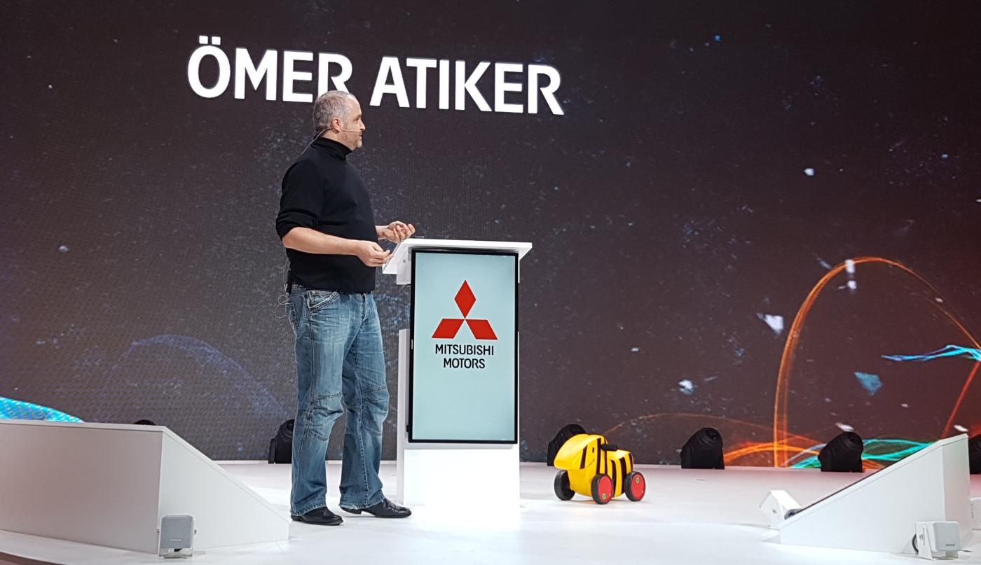 Keynote Speaker Ömer Atiker