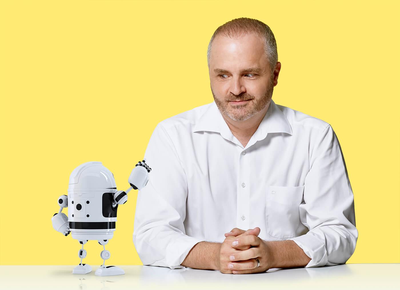 Ömer Atiker: Keynote Speaker, Berater und Experte für Digitalisierung