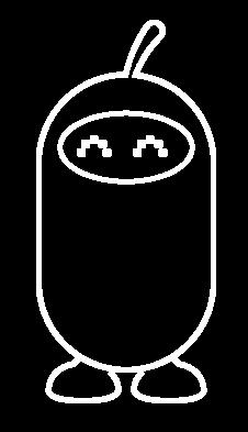 Roboter Digital Tag