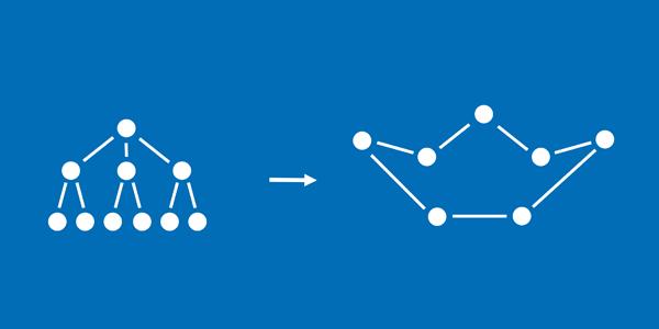 Die Organisationsform der Zukunft ist nicht hierarchisch