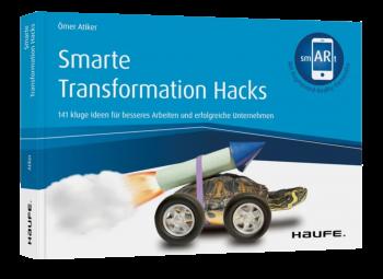 Buch Smarte Transformation Hacks von Ömer Atiker